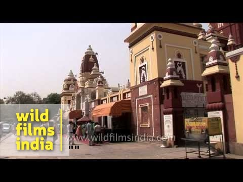 Laxminarayan Temple or Birla Mandir - New Delhi