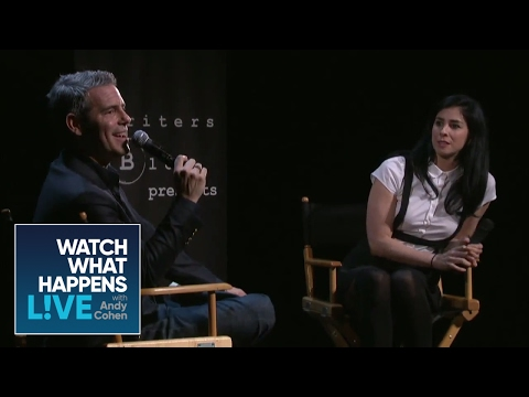 Writers Bloc presents Andy Cohen in conversation with Sarah Silverman