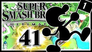 SUPER SMASH BROS. ULTIMATE # 41 👊 Mr. Game & Watch Hype! • Let's Play Super Smash Bros. Ultimate