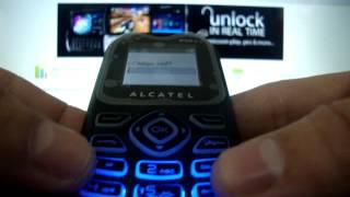 Liberar Alcatel® OT 208 en www.decodigos.com