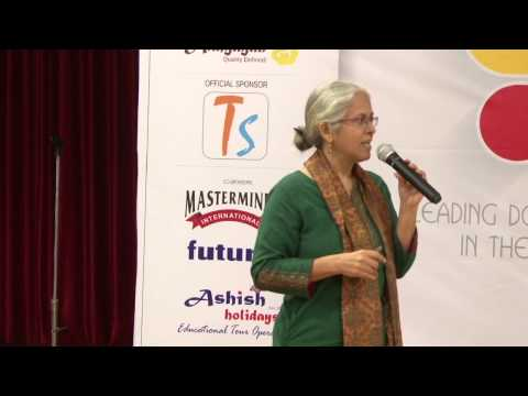 Quality Education with panelist Kavita Anand at the Don Bosco Schools India Conference 2014