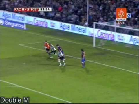 Racing Santander 1-4 FC Barcelona Highlights & All Goals || HQ || FULL || Video