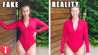 10 Reasons Why Instagram Fitness Models Are NOT Real Life
