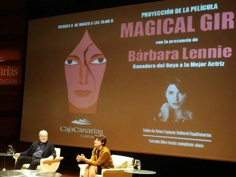 Entrevista Barbara Lennie - Magical Girl