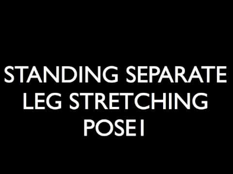 Bikram Yoga - Spoken Instruction -  Pose Titles -   Full Sequence