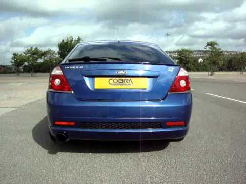 ford mondeo st tdci performance exhaust by cobra sport. Black Bedroom Furniture Sets. Home Design Ideas