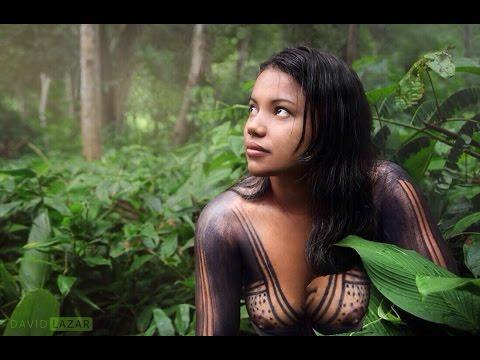 Amazing Discovery Isolated Amazon Tribes - Tribe Amazon Rainforest Brazil Full Documentary thumbnail