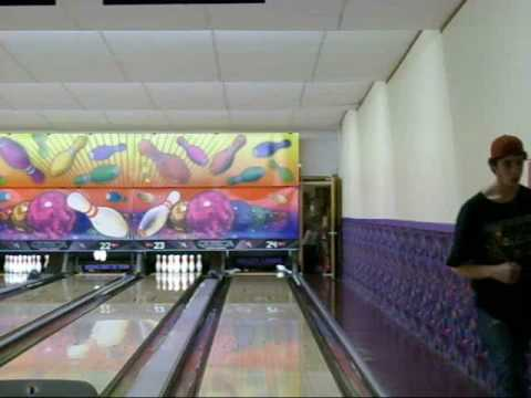 Bowling Lane Oil Patterns – Catalog of Patterns