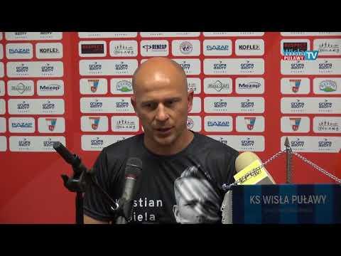 Wisła Puławy - Stal Rzeszów 0:2 (0:0) - konferencja prasowa 15.09.2018