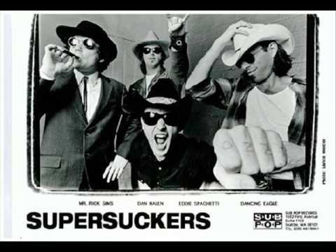 Supersuckers - Roamin Round