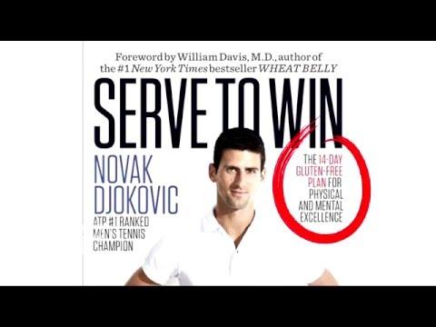 Novak Djokovic - Gluten free diet