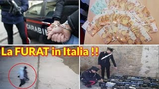 Am fost lasat amanet in italia si obligat sa ma duc la furat !!!