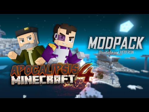 Apocalipsis Minecraft 4   Serie Willyrex & Vegetta777   Server 1.7.10   HeberonYT