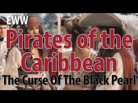 Everything Wrong With Pirates Of The Caribbean - The Curse Of The Black Pearl