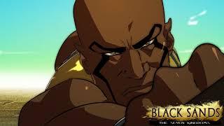 Black Sands - Official Trailer - 2019 Anime Pilot Teaser