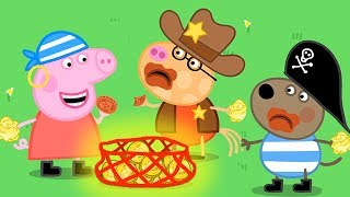 Peppa Wutz ⭐ Piraten-Party! ⭐ Peppa Pig Deutsch Neue Folgen | Cartoons für Kinder