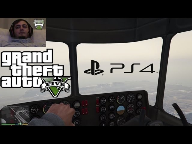 GTA 5 OynuYorum - 82. Bölüm: Playstation 4 (1080p)