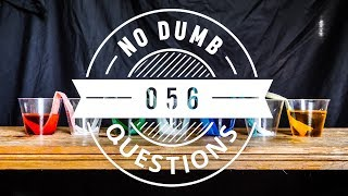 No Dumb Questions 056 - What Going Bald Feels Like