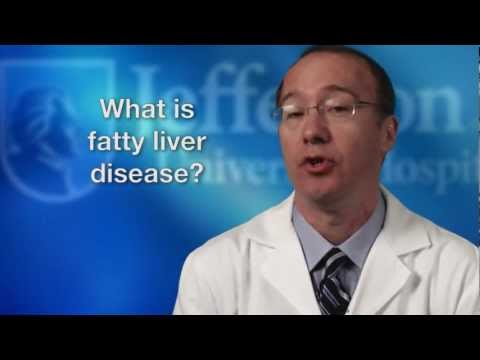 Treating Fatty Liver Disease