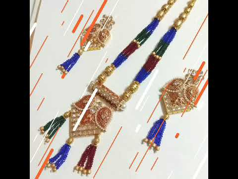 Fashion designer jewellery Collection