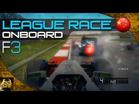 F1 2014   AOR F3 League: Round 4 - Chinese Grand Prix
