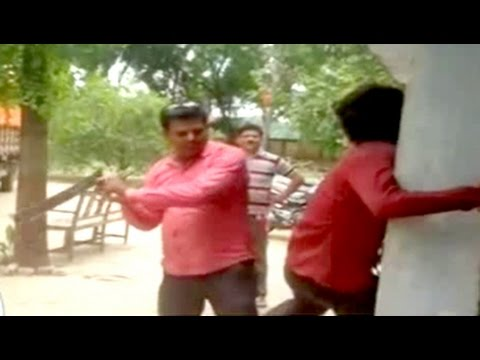 Caught on camera: UP Juvenile lashed repeatedly because he refused to 'confess' to theft