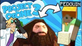 Minecraft Project Ozone 3 - PS1 PEDGUIN #4