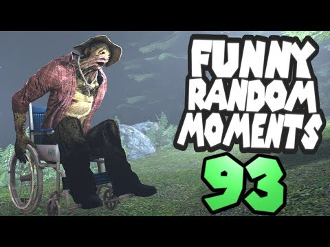 Dead by Daylight funny random moments montage 93