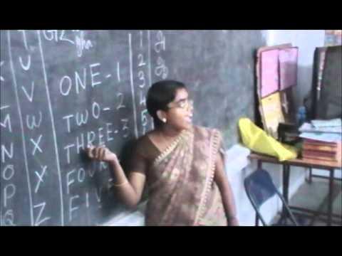 India Kindergarten Class (India vs. U.S Education)