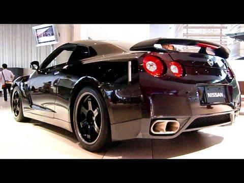Nissan GT-R Spec V (R35)