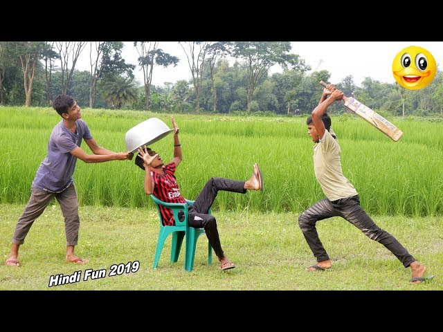 Indian New funny Video😄-😅Hindi Comedy Videos 2019-Episode-60--Indian Fun || ME Tv thumbnail