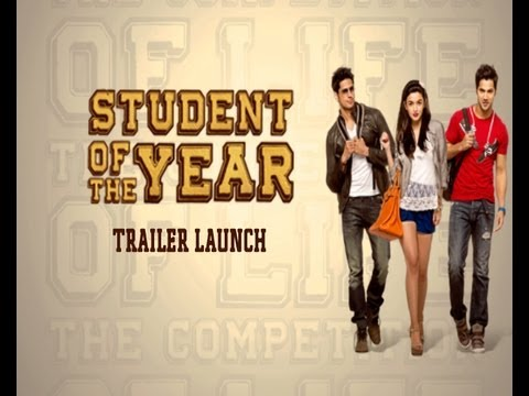 Student Of The Year - Trailer Launch Event video