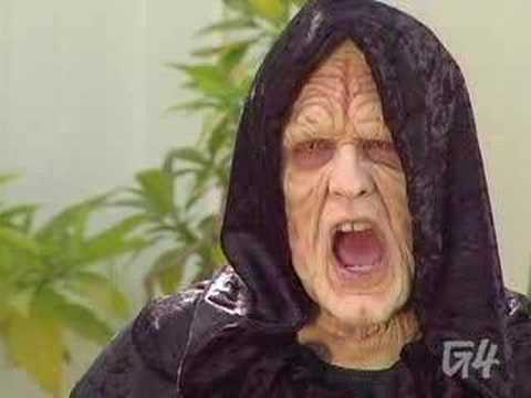 Darth Sidious Gets a Job