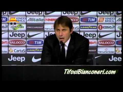 Antonio Conte - Conferenza stampa post Genoa - RISPOSTA MITICA al giornalista!