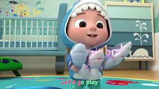 Baby Shark Builds Lego House. Superman Shark & Naughty Baby Sharks. Cartoon for Kids MUM KIDS