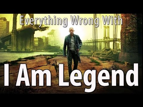 Everything Wrong With I Am Legend In 12 Minutes Or Less streaming vf