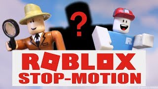 ROBLOX: Knife To Meet OOF! (MM2 Stop-Motion Toy Parody) #RobloxToys