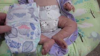 Honest Diapers and Reborn Dolls - Doll Break Ep. 816