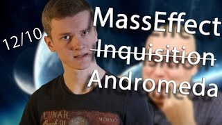 Mass Effect Andromeda и неадекватный хейт.