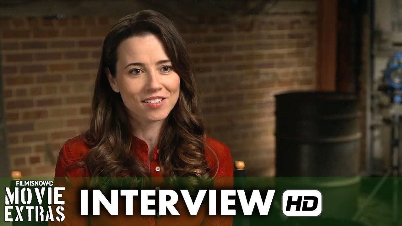 Daddy's Home (2015) Behind the Scenes Movie Interview - Linda Cardellini is 'Sara'