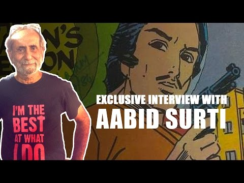 Exclusive Interview with Aabid Surti