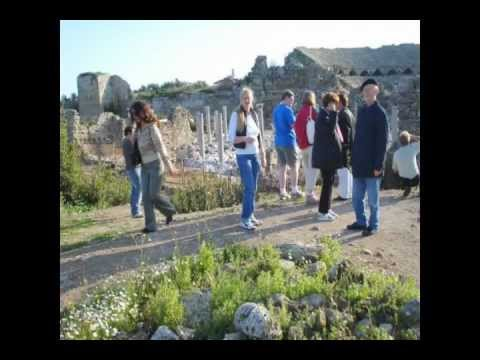 Alanya Travel Guide Duden Aspendos Side