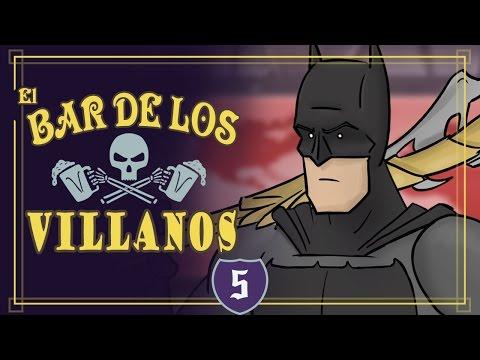 El Bar de los Villanos - La Batalla de Jefes