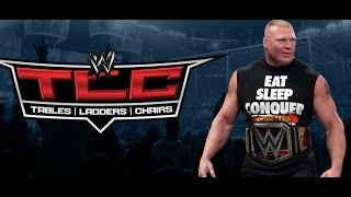 Brock Lesnar Set For WWE TLC 2014? + Major Backstage News On WWE World Heavyweight Championship