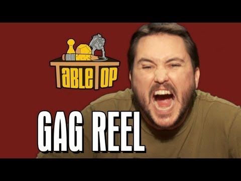 The Resistance - Gag Reel - TableTop Season 2 Ep. 2