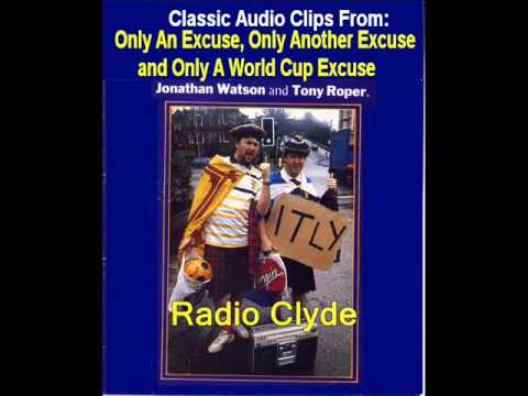 Only An Excuse 30 Radio Clyde