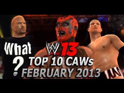 WWE '13 Top 10 Creations: February 1st, 2013