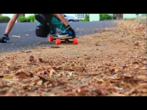 Longboarding: Fruit Punch