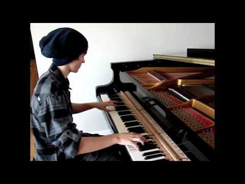 Adele: Someone Like You Piano Cover