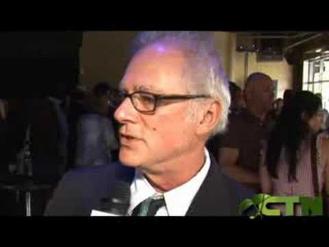 CTN Green - Interview With Barry Levinson